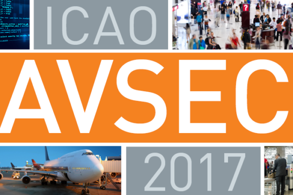 Global Aviation Security Symposium 2017 conference banner