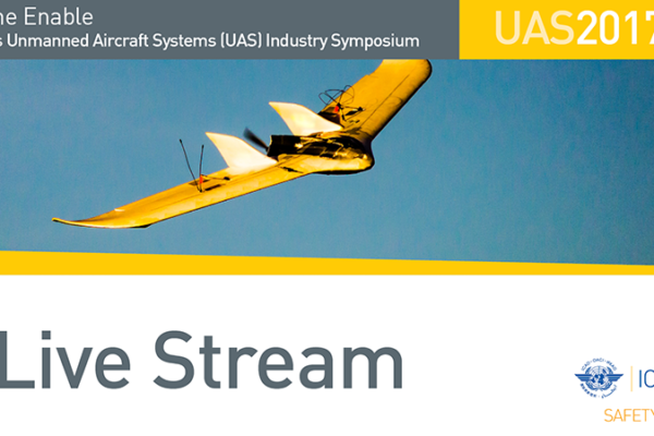 Drone Enable Conference Live Stream