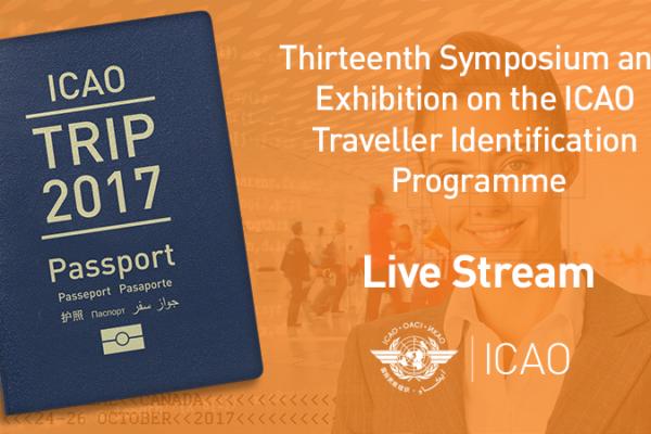 ICAO TRIP 2017 Symposium live stream