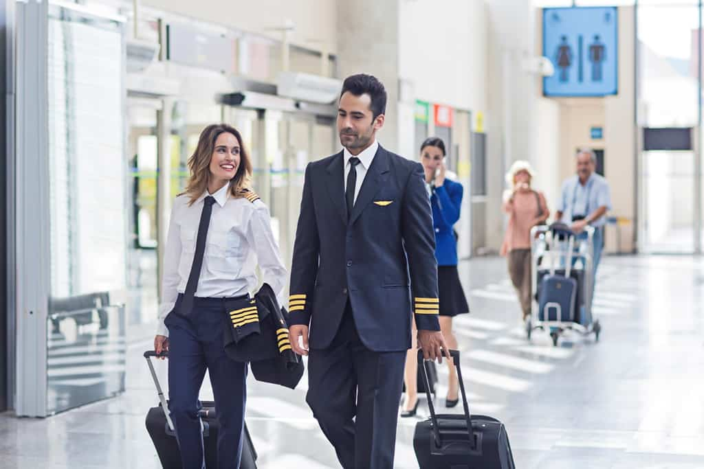 Where do today's airline pilots come from? - Uniting Aviation