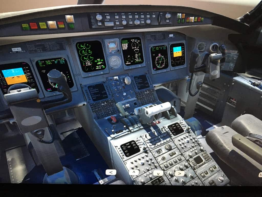 Augmenting the next generation of aviation professionals by