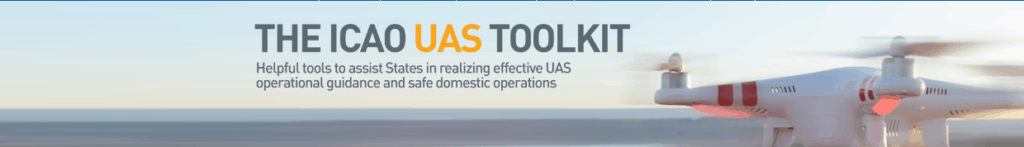 Developing a global framework for unmanned aviation