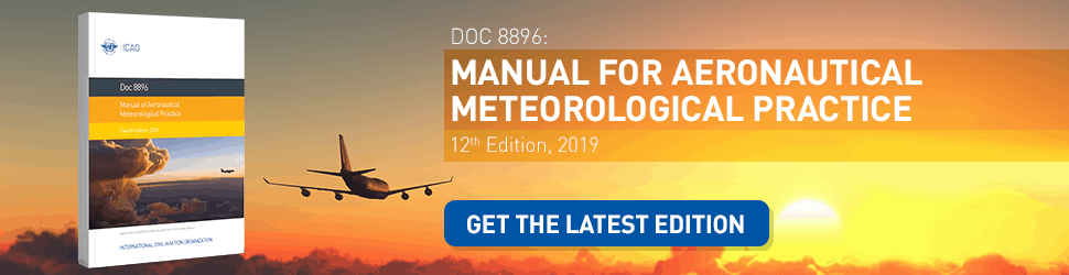 Doc 8896 Manual for Aeronautical Meteorological Practice