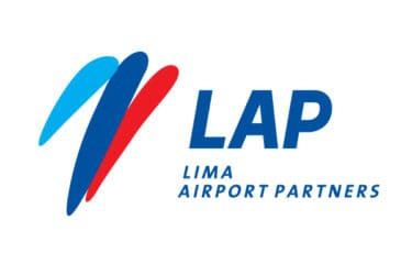 Lima Airport Banners