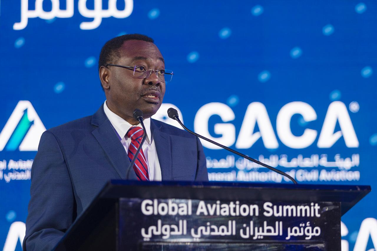 ICAO President lauds civil aviation progress during Saudi