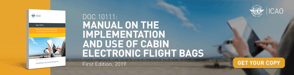 Doc 10111 Manual…Cabin Electronic Flight Bags