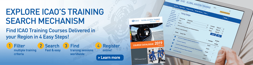 ICAO's Training Search Mechanism