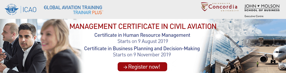 Management Certificate in Civil Aviation