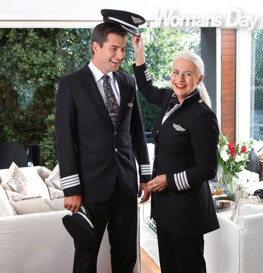 History makers: Air New Zealand's first mother and son