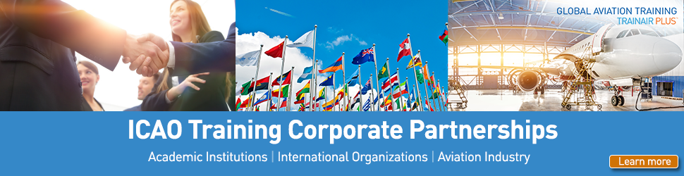 ICAO TPP Partnerships Banner 970 X 250